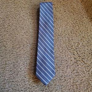 Diagonal Square Tie